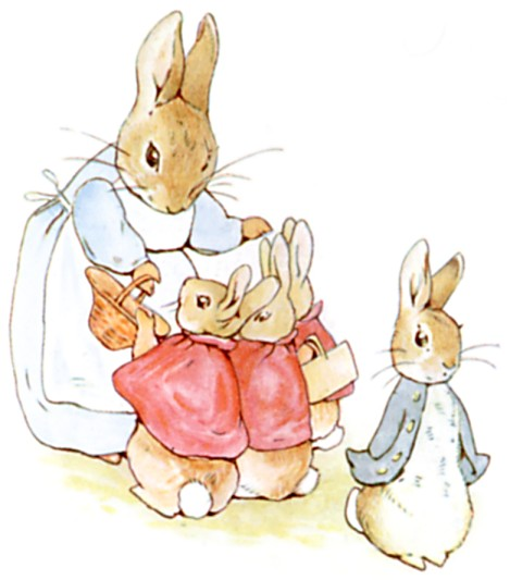 Cute Trix: The Art and Stories of Beatrix Potter