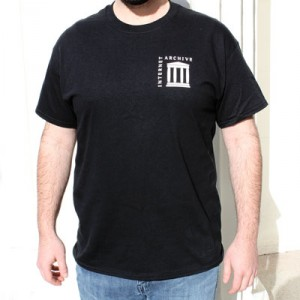 Internet Archive TShirt