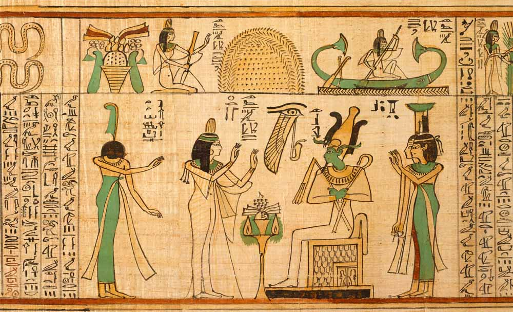 ancient egyptians belief of the afterlife