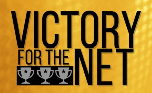 Victory for the Net Party - You're Invited. @ Internet Archive | San Francisco | California | United States