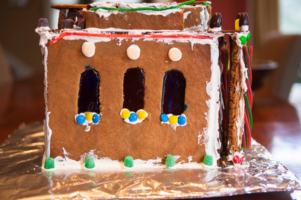 Gingerbread Internet Archive