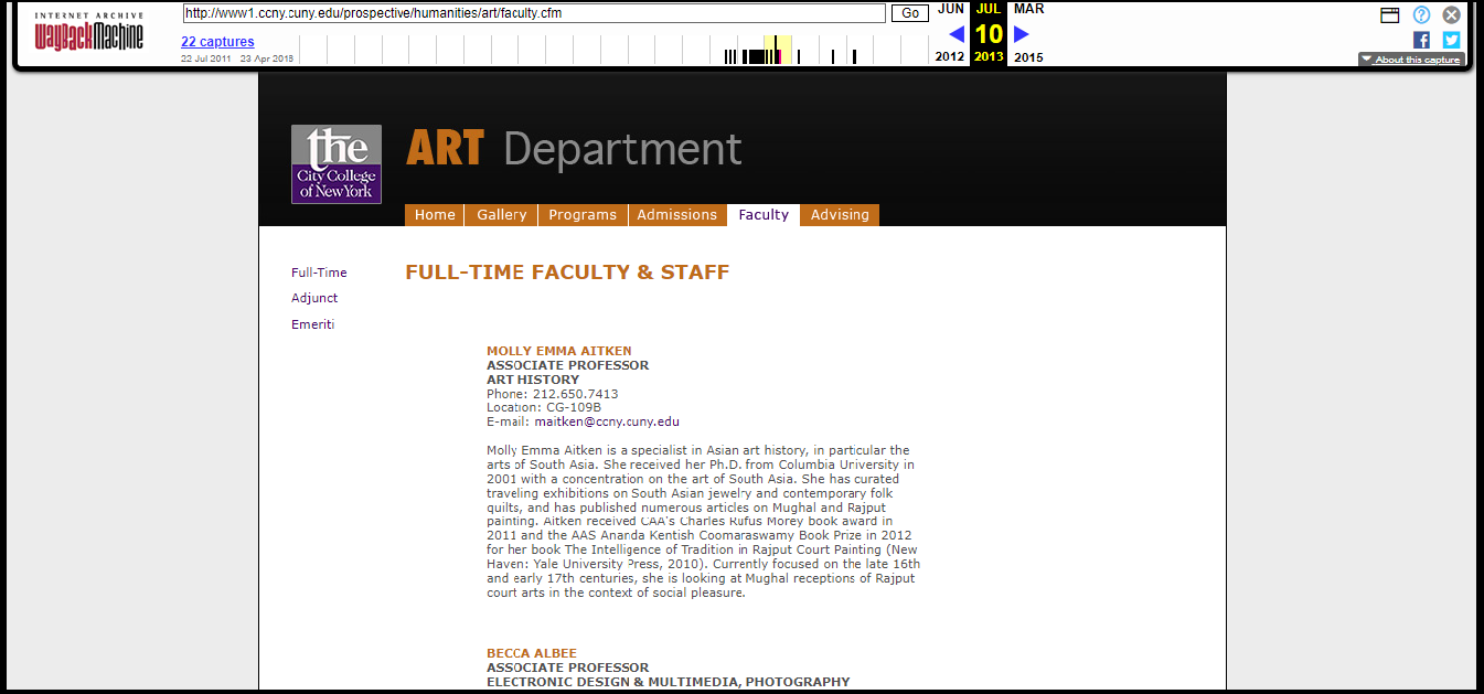 Internet Archive Blogs | A blog from the team at archive org | Page 6