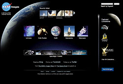 nasaimages - thousands of images to discover