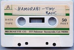 Data tape with Hamurabi