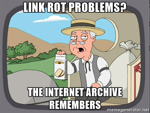 Has anyone one been to Internet Archive?