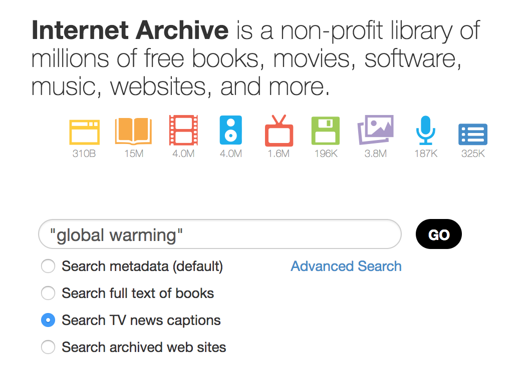 Internet Archive Blogs | A blog from the team at archive org | Page 13