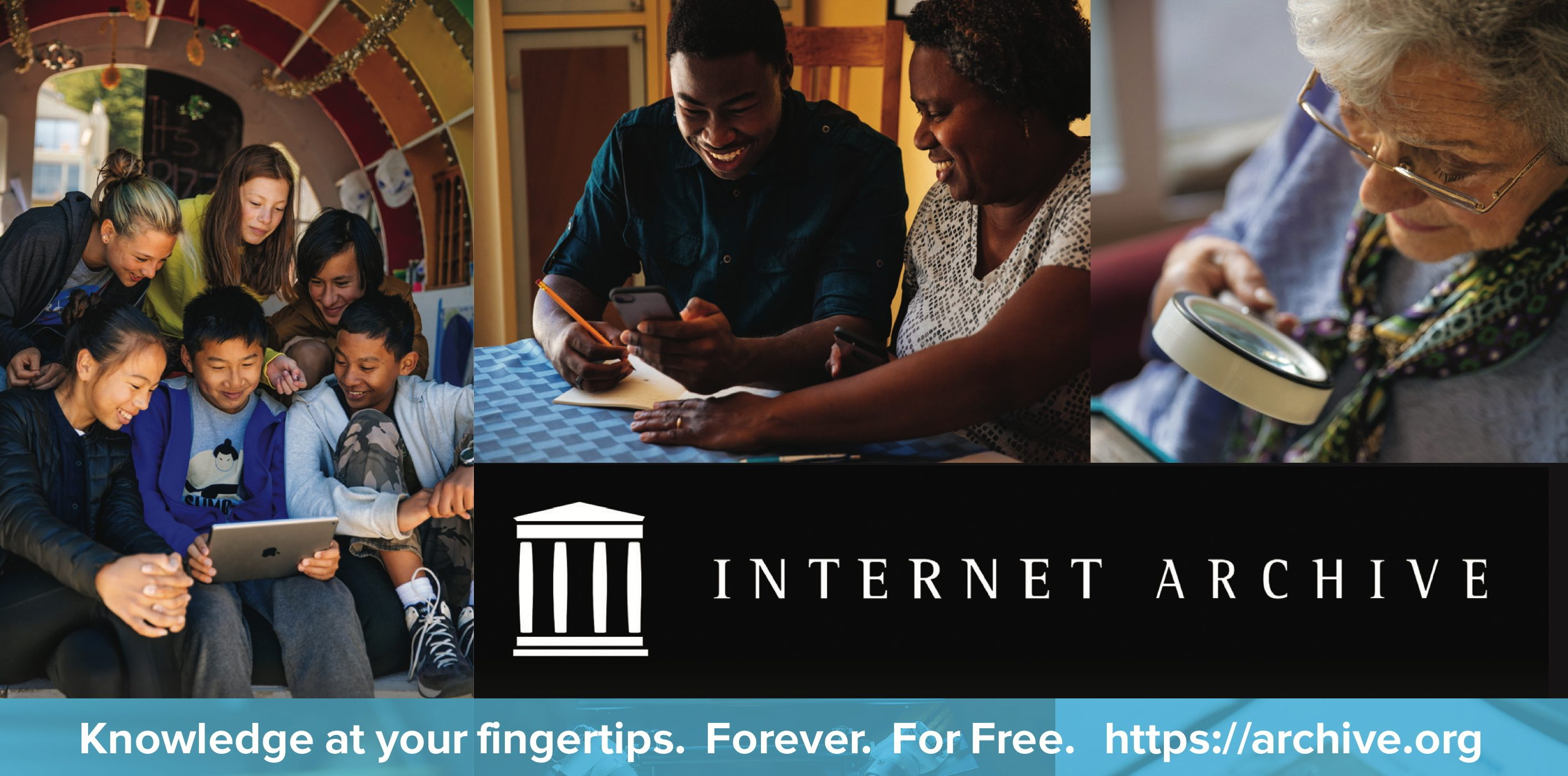 10 Ways To Explore The Internet Archive For Free | Internet Archive